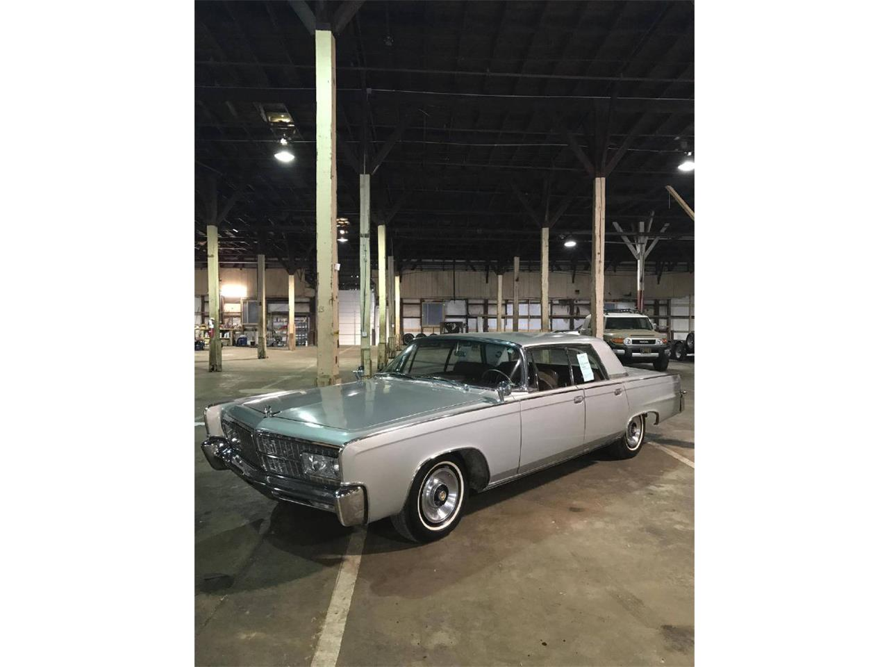 Large Picture of Classic 1965 Chrysler Imperial - PJWE
