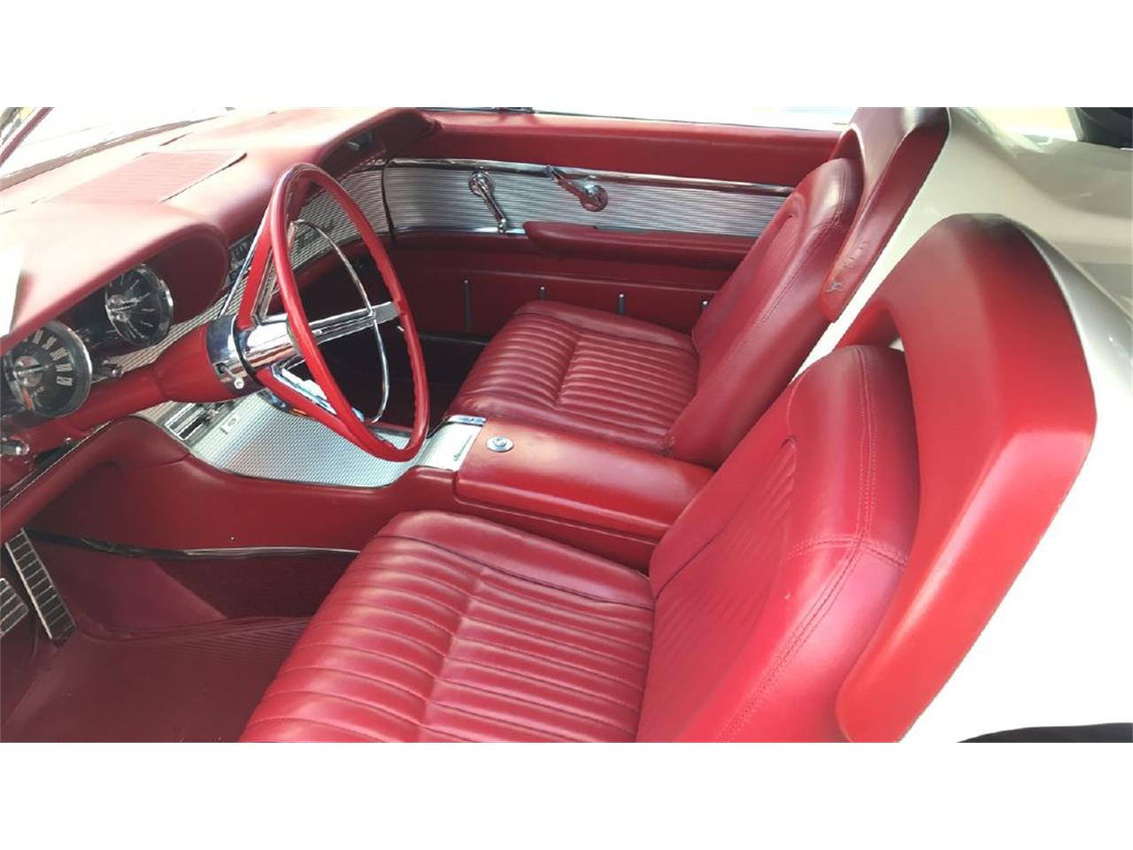 Large Picture of Classic '62 Thunderbird Offered by Cotton Warehouse Classic Cars - PJWV