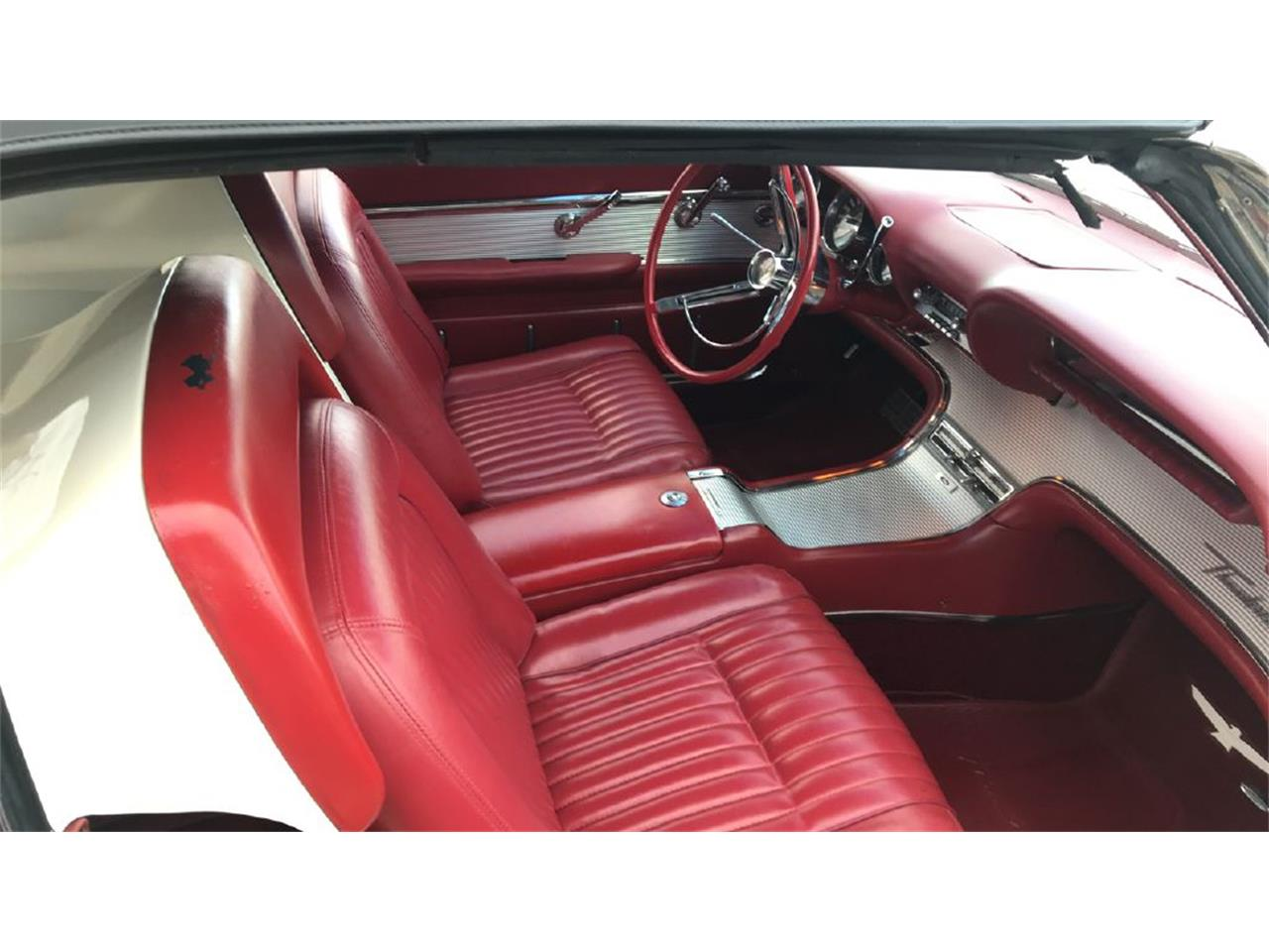 Large Picture of Classic '62 Ford Thunderbird - $39,500.00 - PJWV