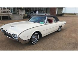 Picture of Classic '62 Ford Thunderbird located in Batesville Mississippi - $39,500.00 Offered by Cotton Warehouse Classic Cars - PJWV