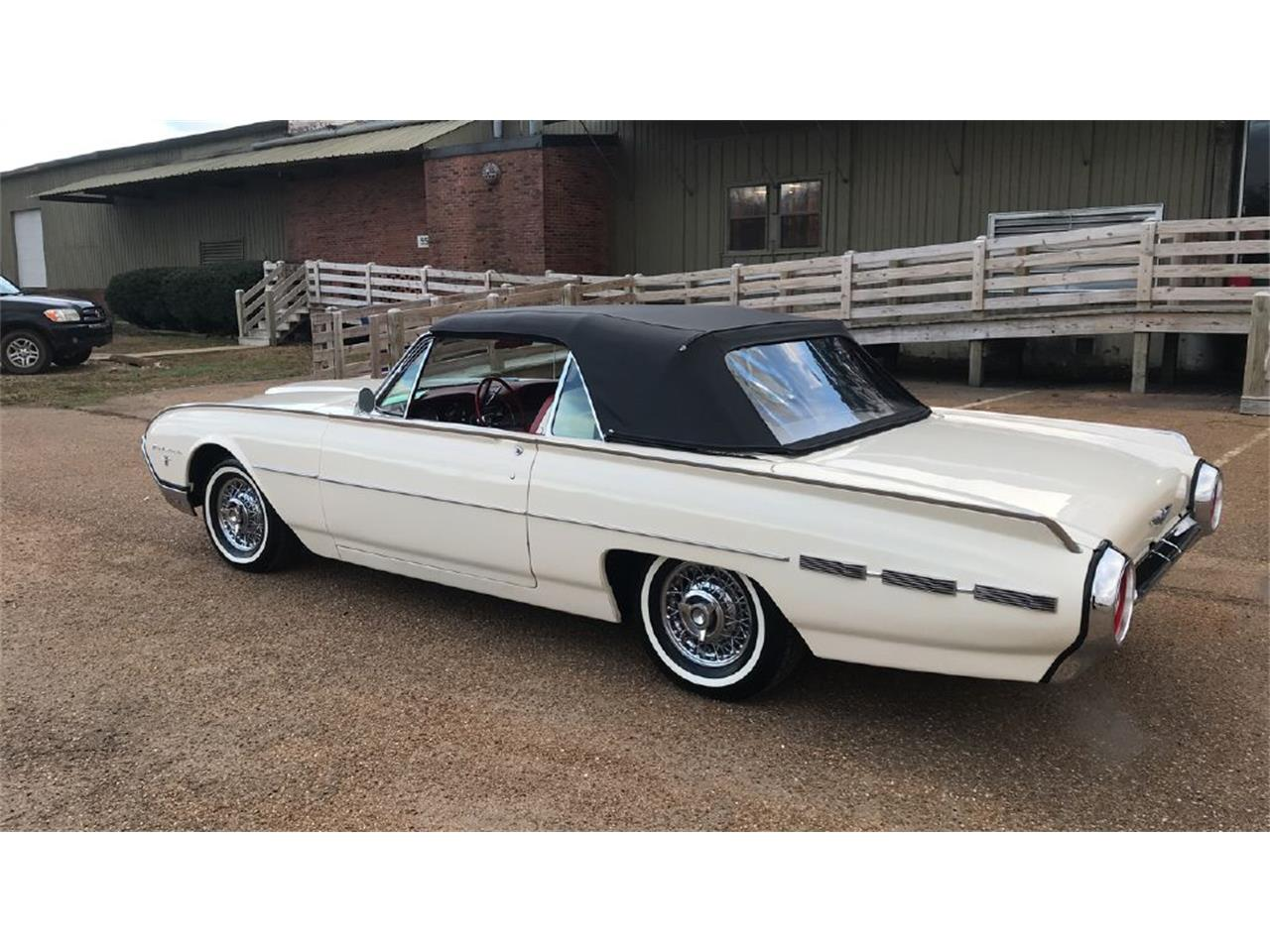Large Picture of 1962 Ford Thunderbird Offered by Cotton Warehouse Classic Cars - PJWV