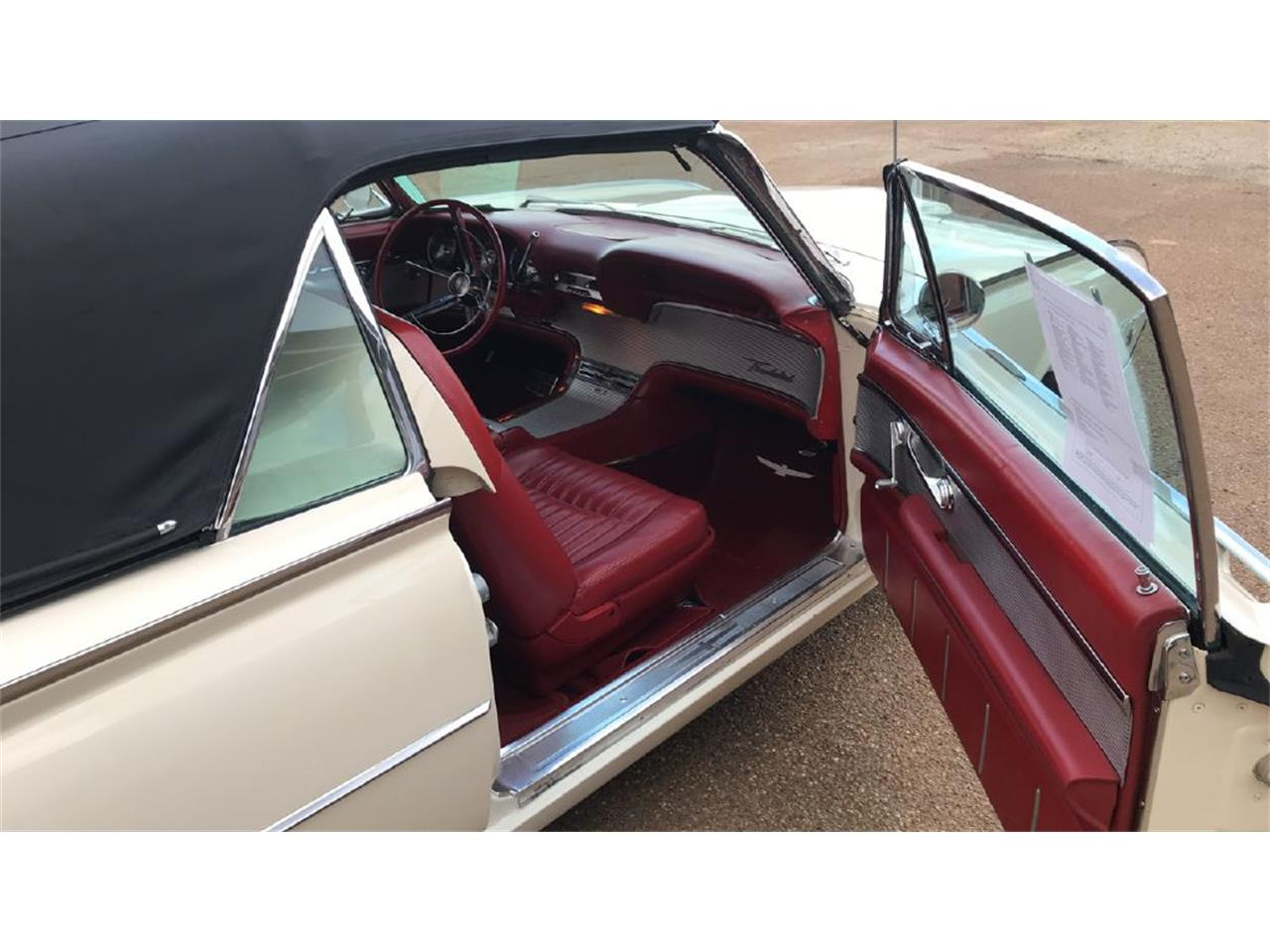 Large Picture of '62 Ford Thunderbird Offered by Cotton Warehouse Classic Cars - PJWV