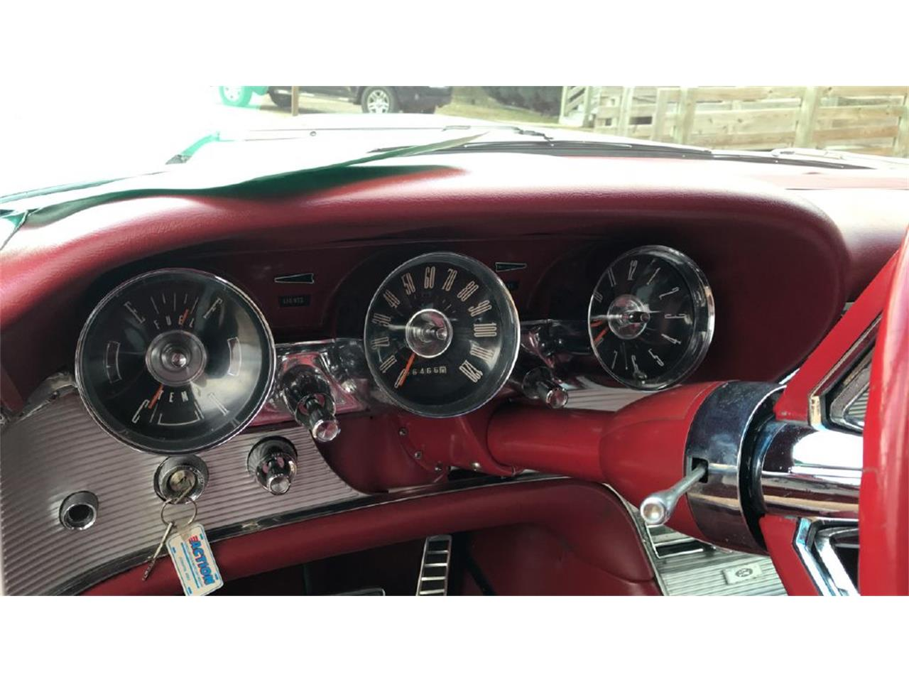Large Picture of Classic '62 Thunderbird located in Mississippi - PJWV