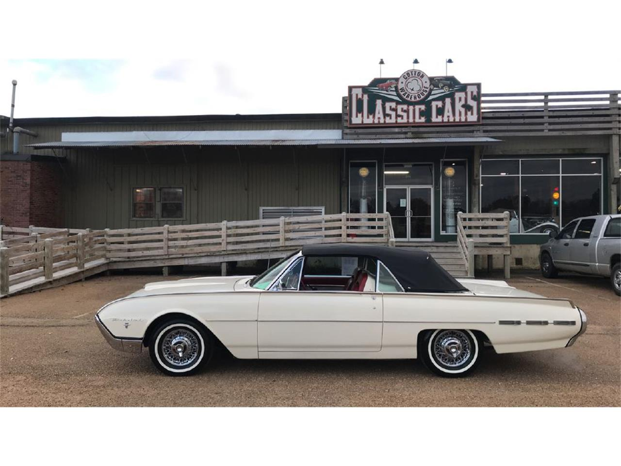 Large Picture of Classic '62 Thunderbird located in Mississippi - $39,500.00 Offered by Cotton Warehouse Classic Cars - PJWV