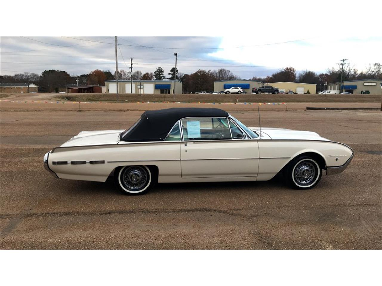 Large Picture of Classic 1962 Thunderbird - $39,500.00 Offered by Cotton Warehouse Classic Cars - PJWV