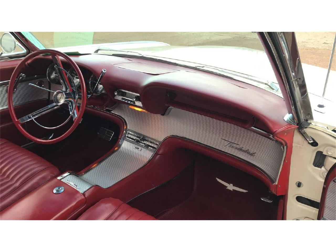 Large Picture of 1962 Ford Thunderbird located in Batesville Mississippi Offered by Cotton Warehouse Classic Cars - PJWV