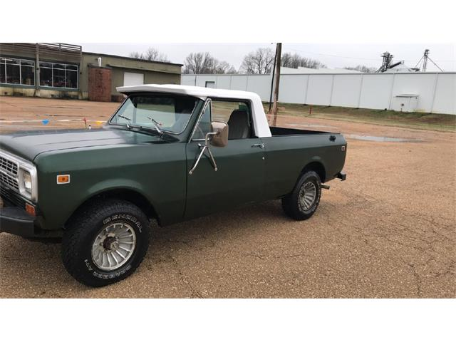 Picture of 1980 Scout located in Batesville Mississippi - PJX0