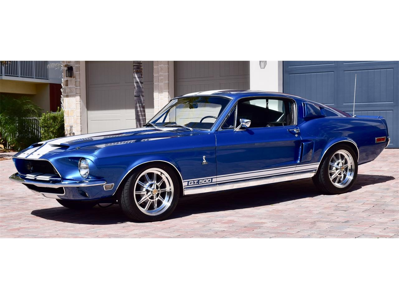 For Sale: 1968 Shelby GT500 in Boca Raton, Florida