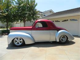Picture of 1941 Willys Americar located in California - $68,000.00 Offered by Classic Car Marketing, Inc. - PJY0