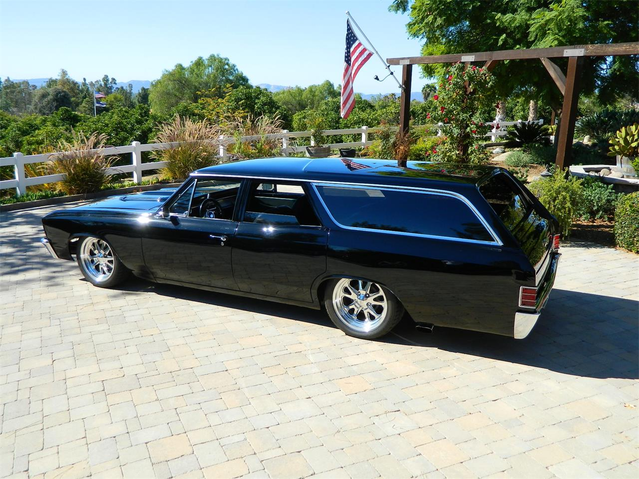 Large Picture of Classic '67 Chevrolet Chevelle located in California - $48,000.00 - PJY1