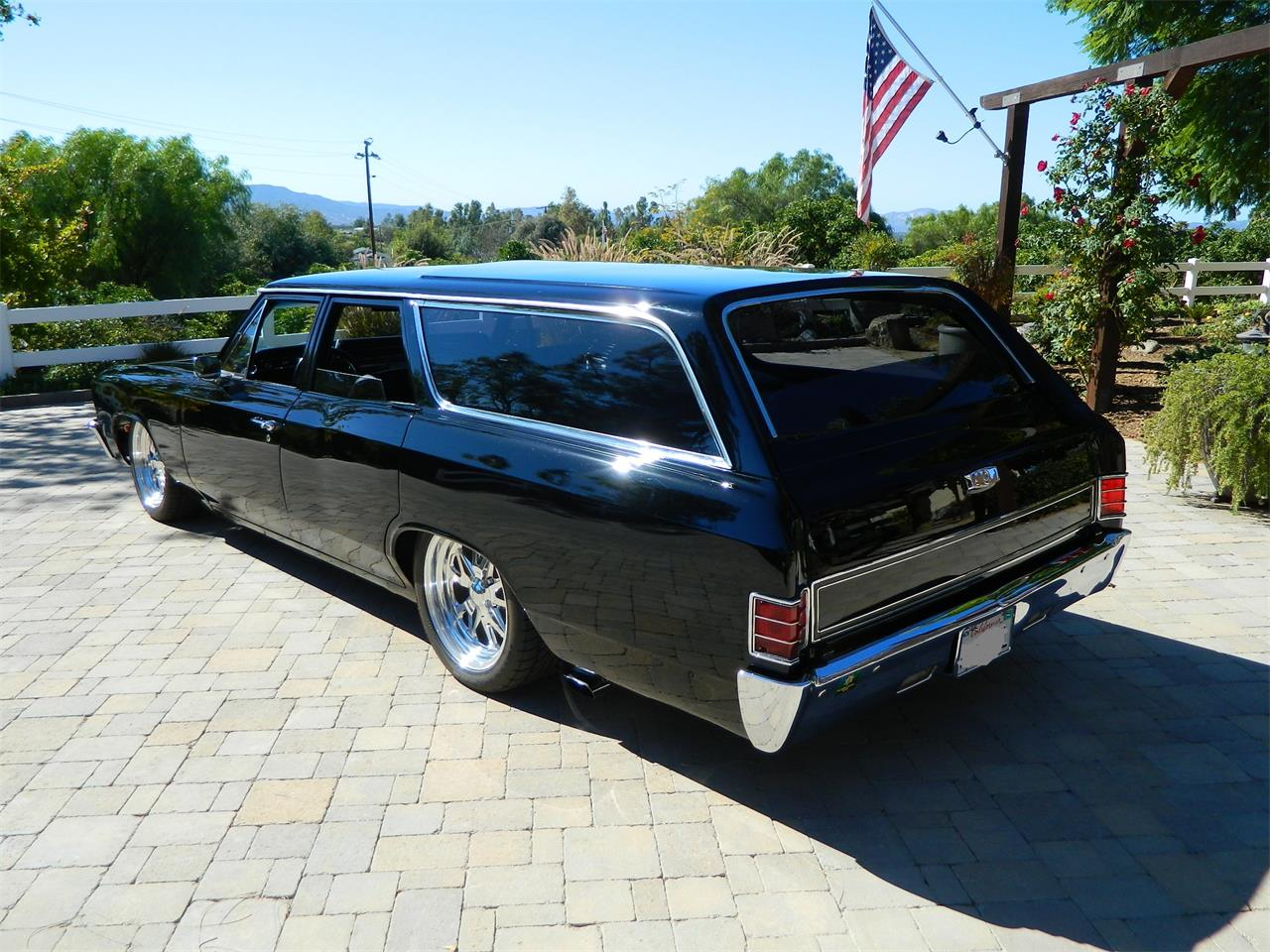 Large Picture of Classic 1967 Chevelle located in Orange California - $48,000.00 Offered by Classic Car Marketing, Inc. - PJY1