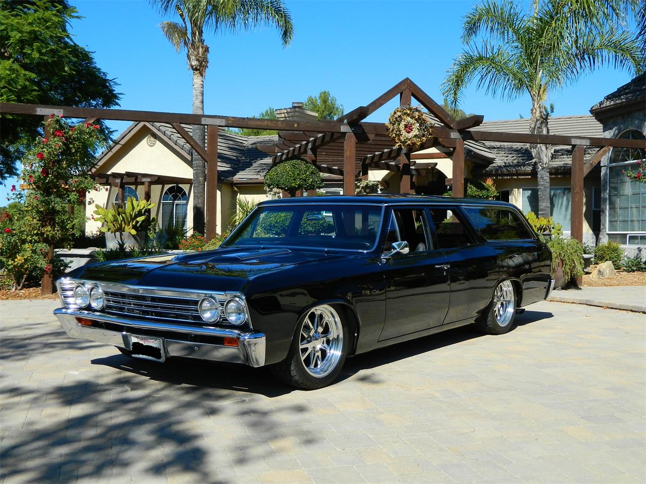 Large Picture of '67 Chevrolet Chevelle located in Orange California Offered by Classic Car Marketing, Inc. - PJY1