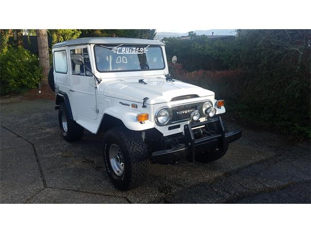 Picture of '74 Land Cruiser FJ40 - PJY3