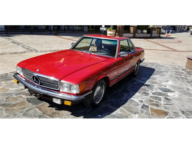 Picture of '86 280SL - PJY4