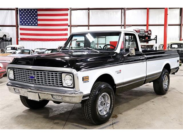 Picture of '72 K-10 located in Michigan - $33,900.00 - PJY5