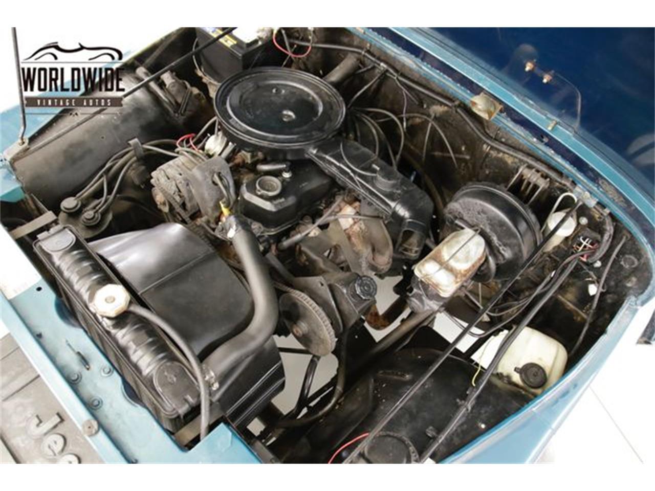Large Picture of '82 CJ8 Scrambler - PJYF