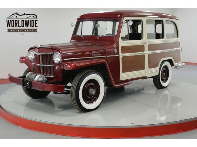 Picture of '58 Wagoneer - PJYG