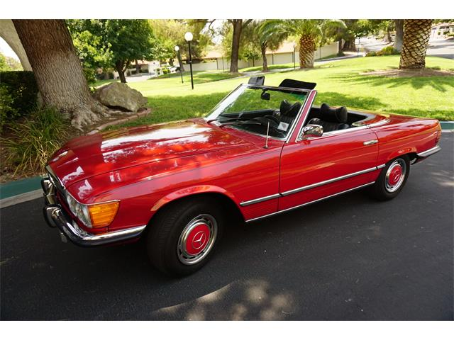 Picture of Classic 1972 Mercedes-Benz 350SL located in Nevada - $19,800.00 Offered by a Private Seller - PIDV