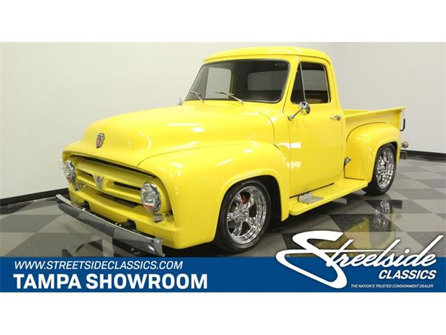Picture of '54 F100 - PJYR