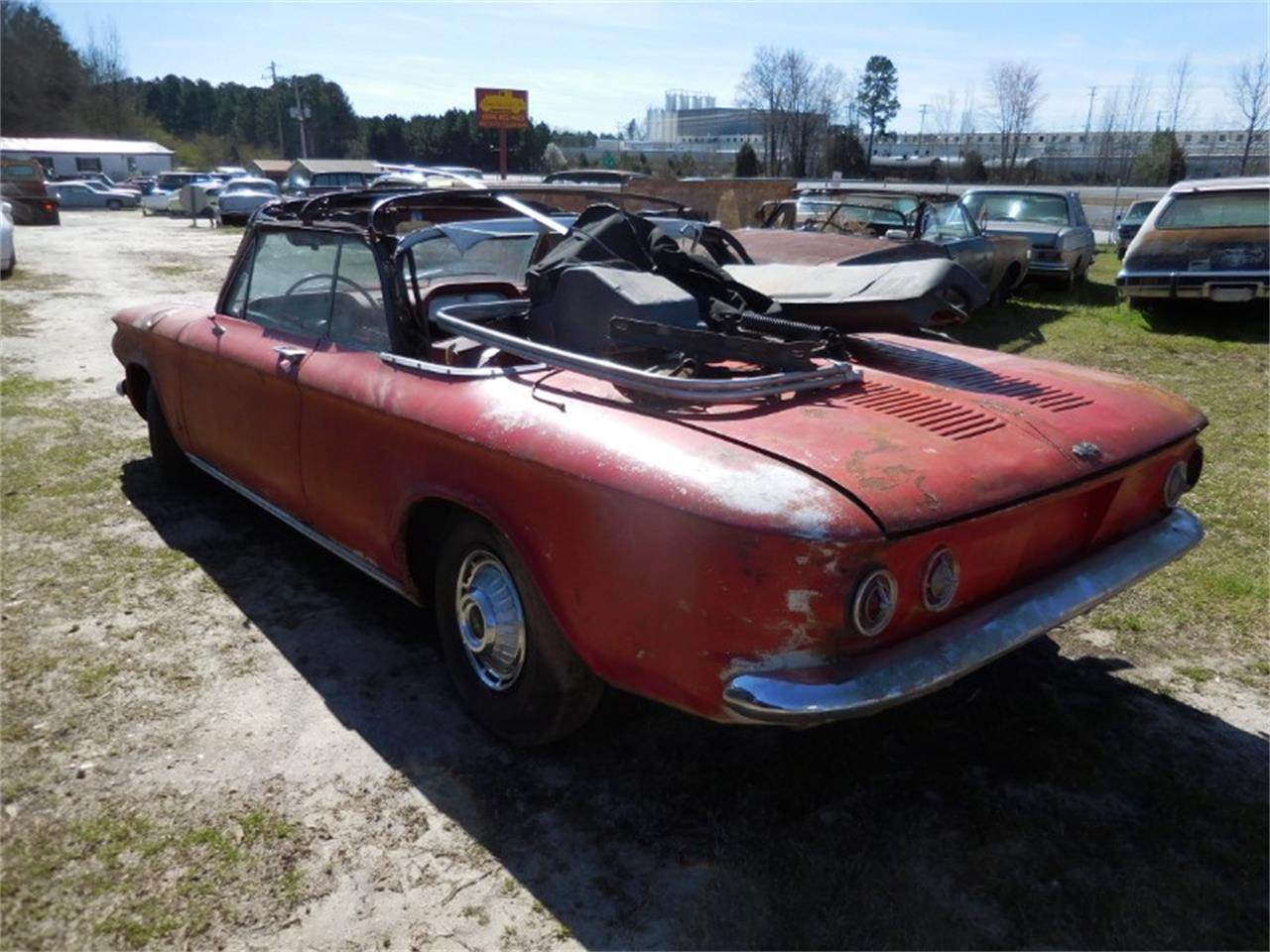 Large Picture of '63 Corvair Monza - PJZJ
