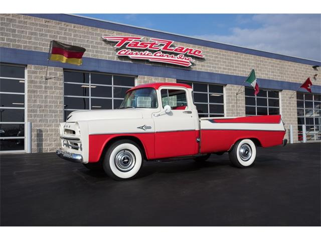 Picture of '57 Dodge D100 Offered by  - PJZS