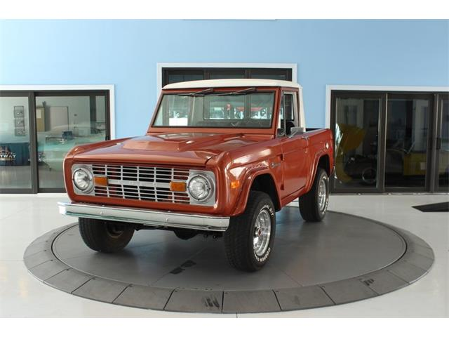 Picture of '74 Bronco - PJZT