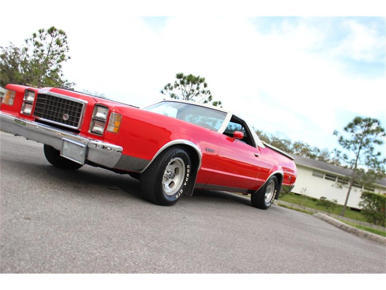 Large Picture of 1979 Ranchero located in Palmetto Florida - $17,997.00 - PJZX