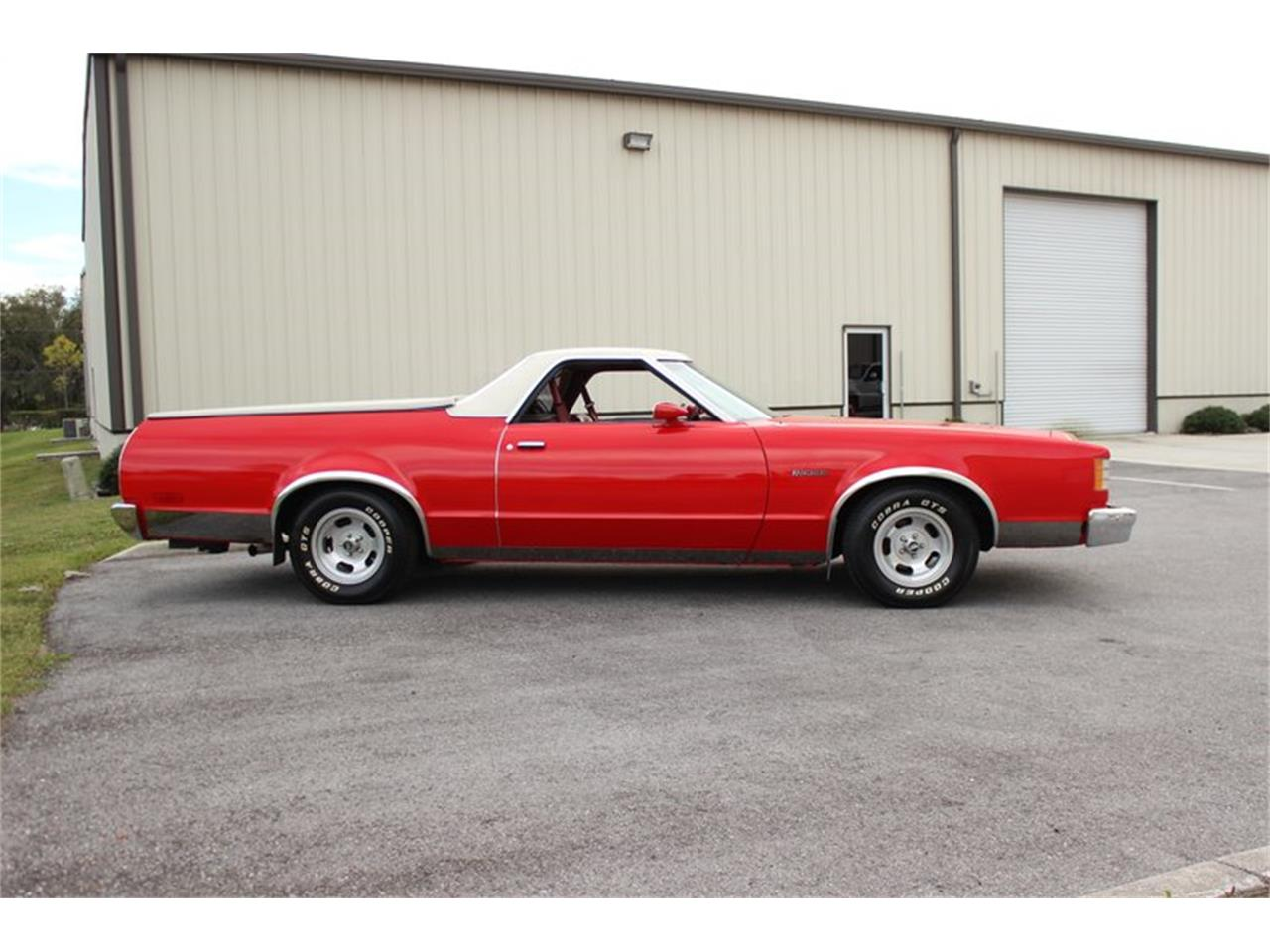 Large Picture of '79 Ford Ranchero Offered by Skyway Classics - PJZX