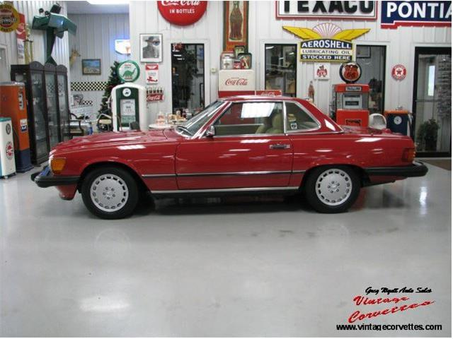 Picture of 1988 560SL Auction Vehicle Offered by  - PIE4
