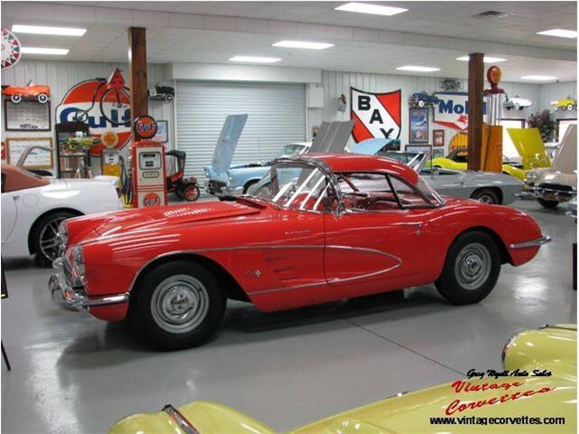 Picture of '58 Corvette - PIE8