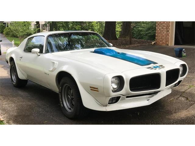 Picture of '72 Firebird - PK2F