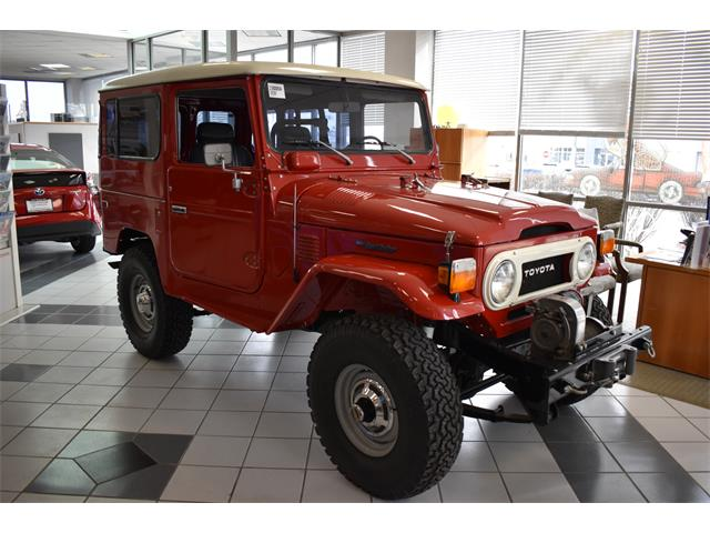 Picture of '79 Land Cruiser FJ - PK2Z