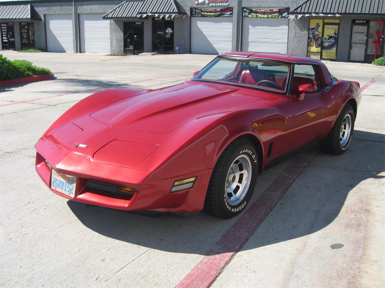 Large Picture of '81 Corvette - PK31