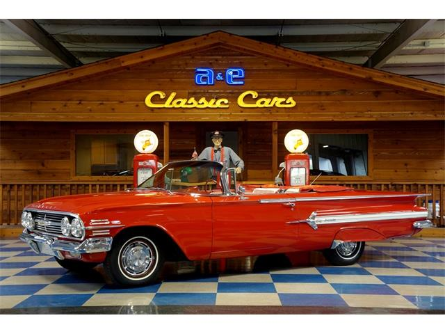 Picture of Classic 1960 Chevrolet Impala - $59,900.00 Offered by  - PK32