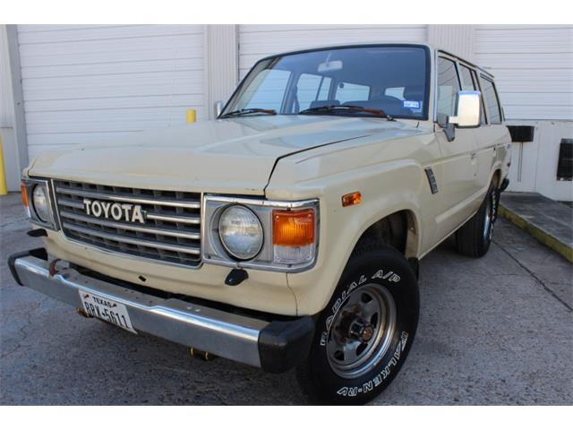 Picture of 1985 Toyota Land Cruiser FJ Offered by  - PK36