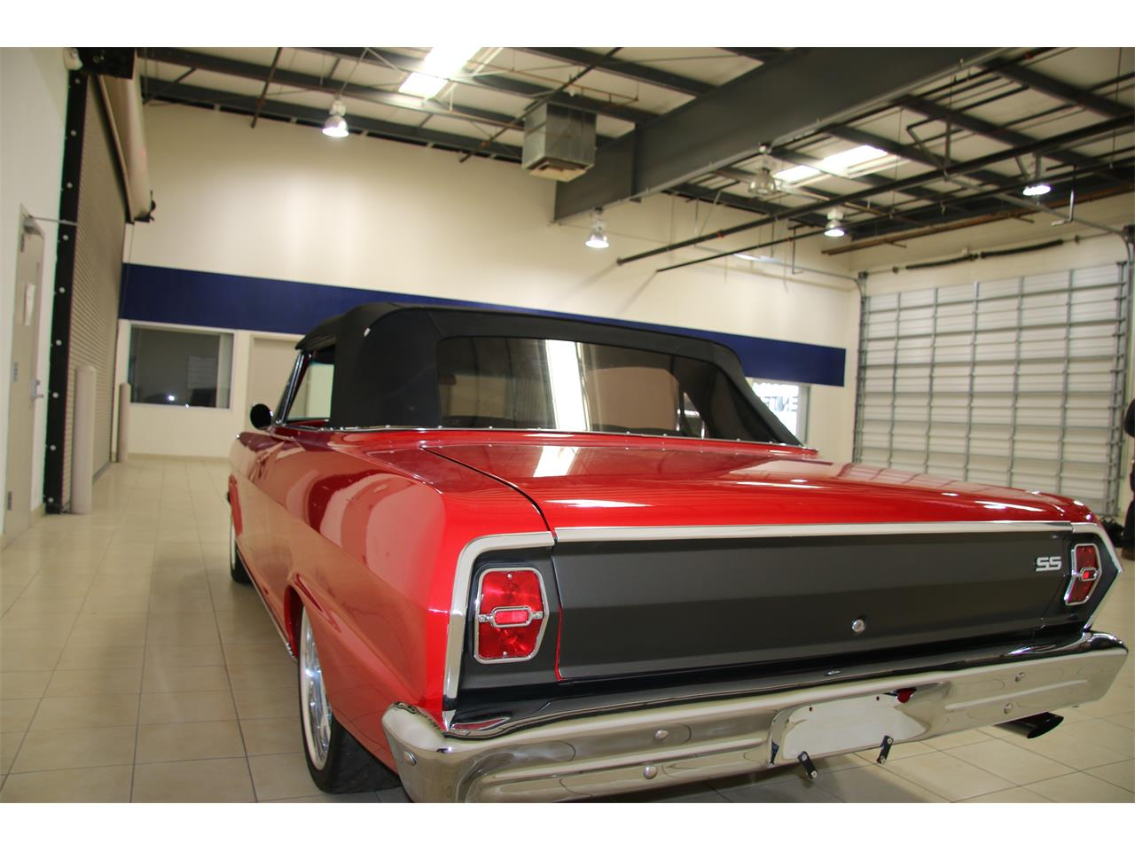 Large Picture of '63 Chevy II Nova SS - PK38