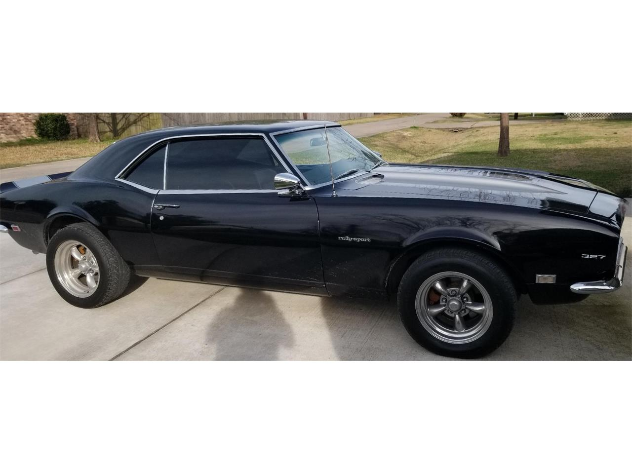Large Picture of '68 Camaro RS - PK3A