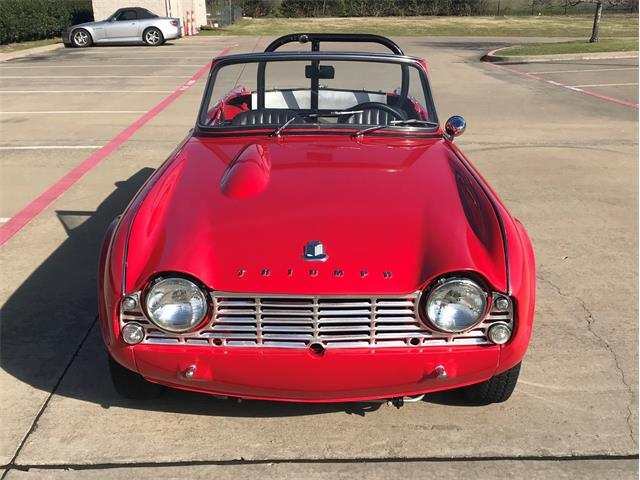 Picture of '64 TR4 - PIEC