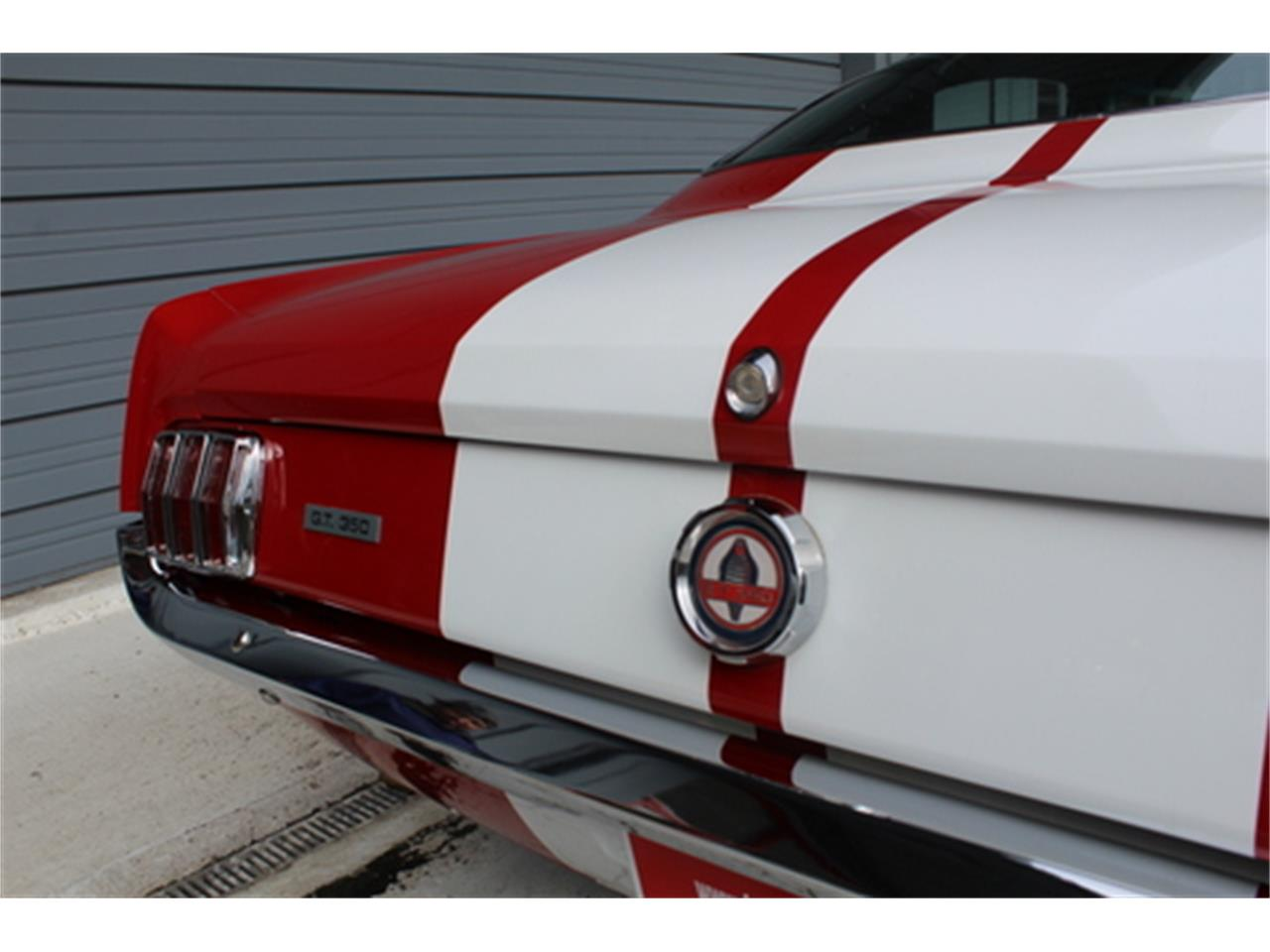 Large Picture of '66 Mustang - PK3F