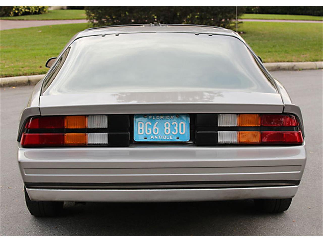 Large Picture of '83 Camaro Z28 - PK3K