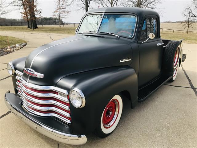 1953 Chevrolet 3100 For Sale On Classiccars Com