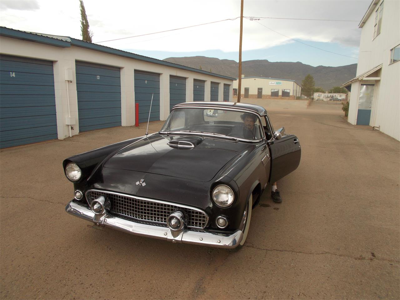 Large Picture of '55 Thunderbird - PK3V