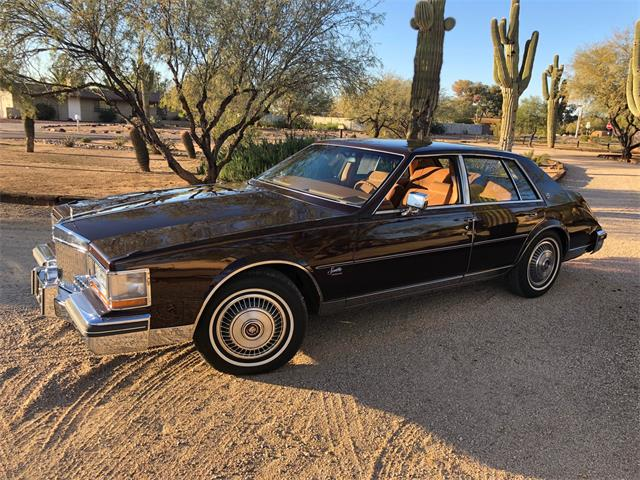 Picture of '80 Seville - PK3X