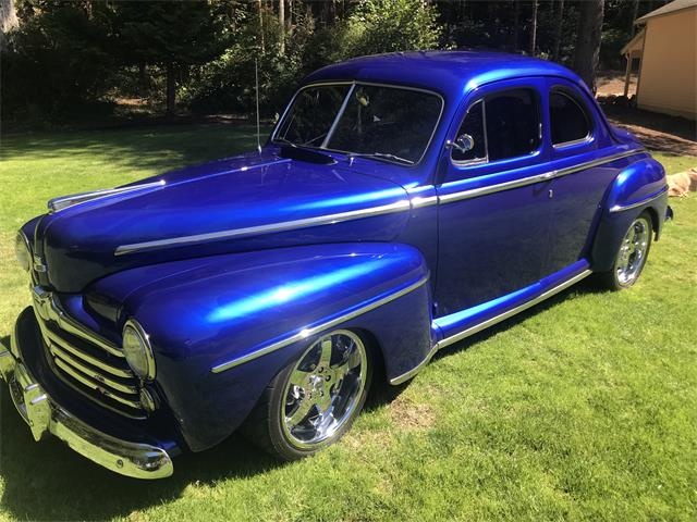 Picture of '47 Business Coupe - PK40