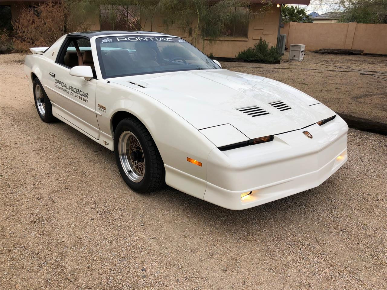 Large Picture of '89 Firebird Trans Am Turbo Indy Pace Car Edition - PK41