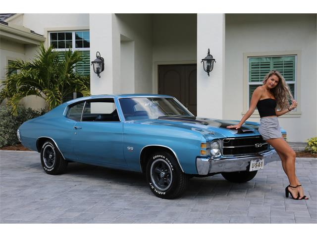 Picture of '71 Chevelle SS - PK47