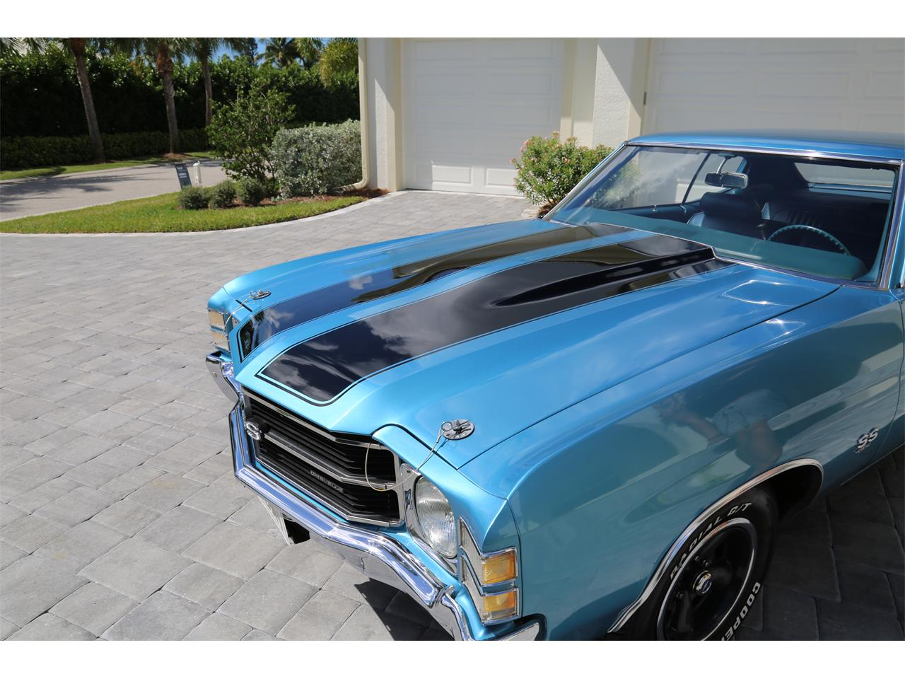 Large Picture of '71 Chevelle SS - PK47