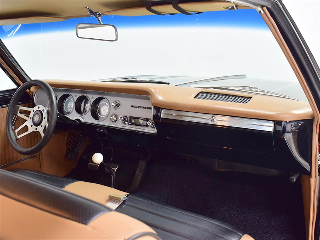 Large Picture of 1964 Chevrolet Malibu located in Ohio Offered by Harwood Motors, LTD. - PK4B