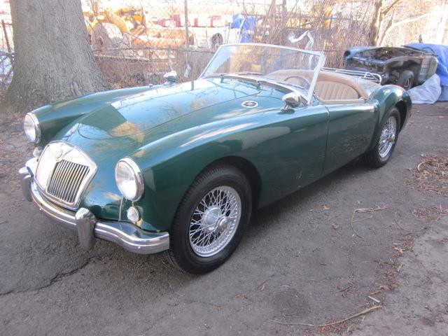 Picture of '58 MGA 1500 - PK4C