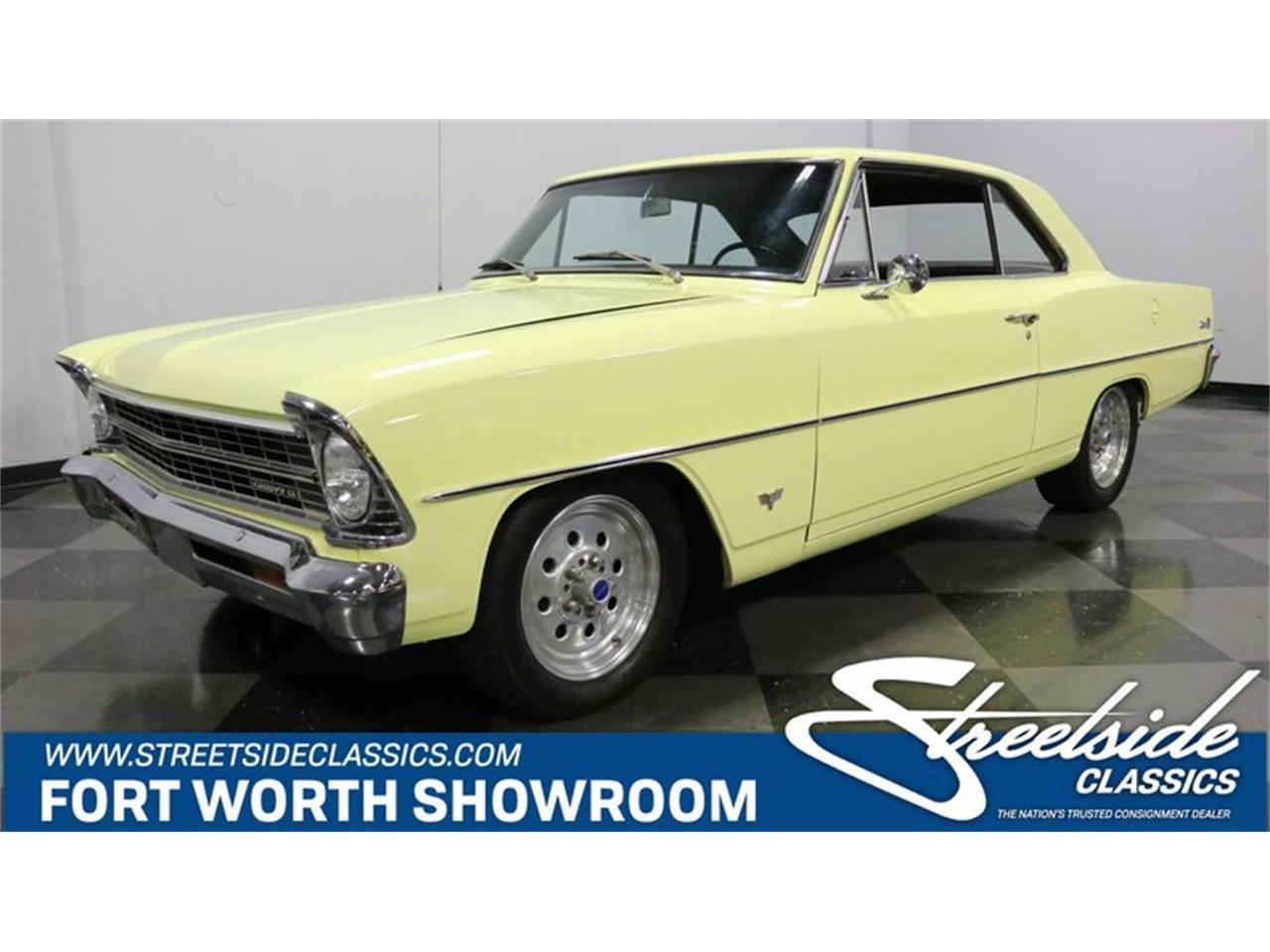 For Sale: 1967 Chevrolet Nova in Ft Worth, Texas